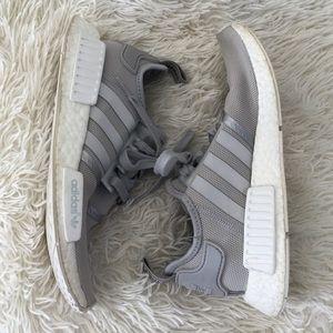 Adidas NMD Matte Silver